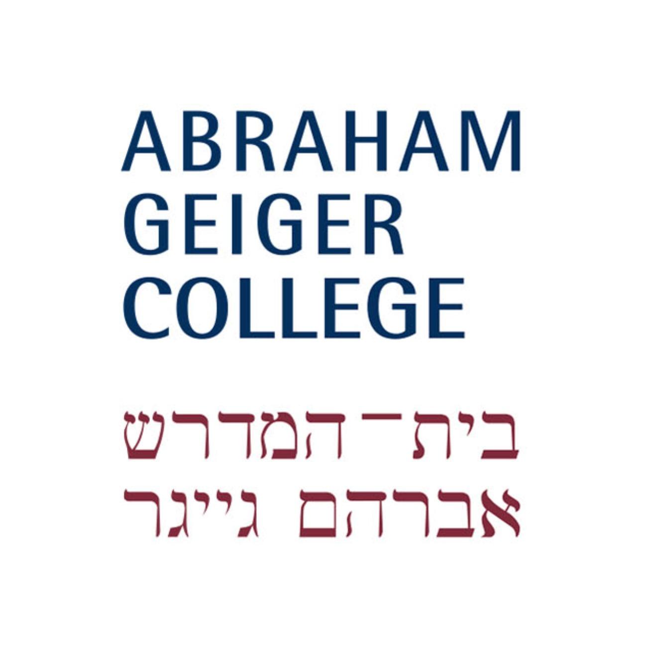 abraham geiger college logo