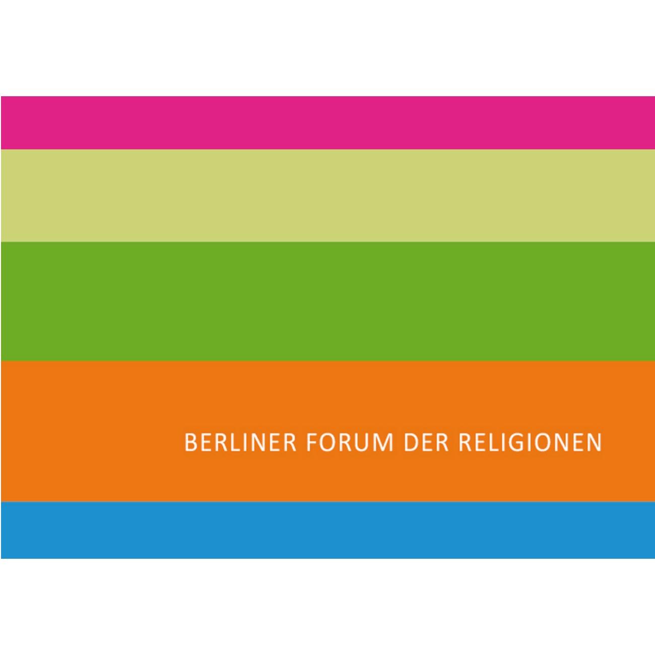 berliner forum der religionen logo