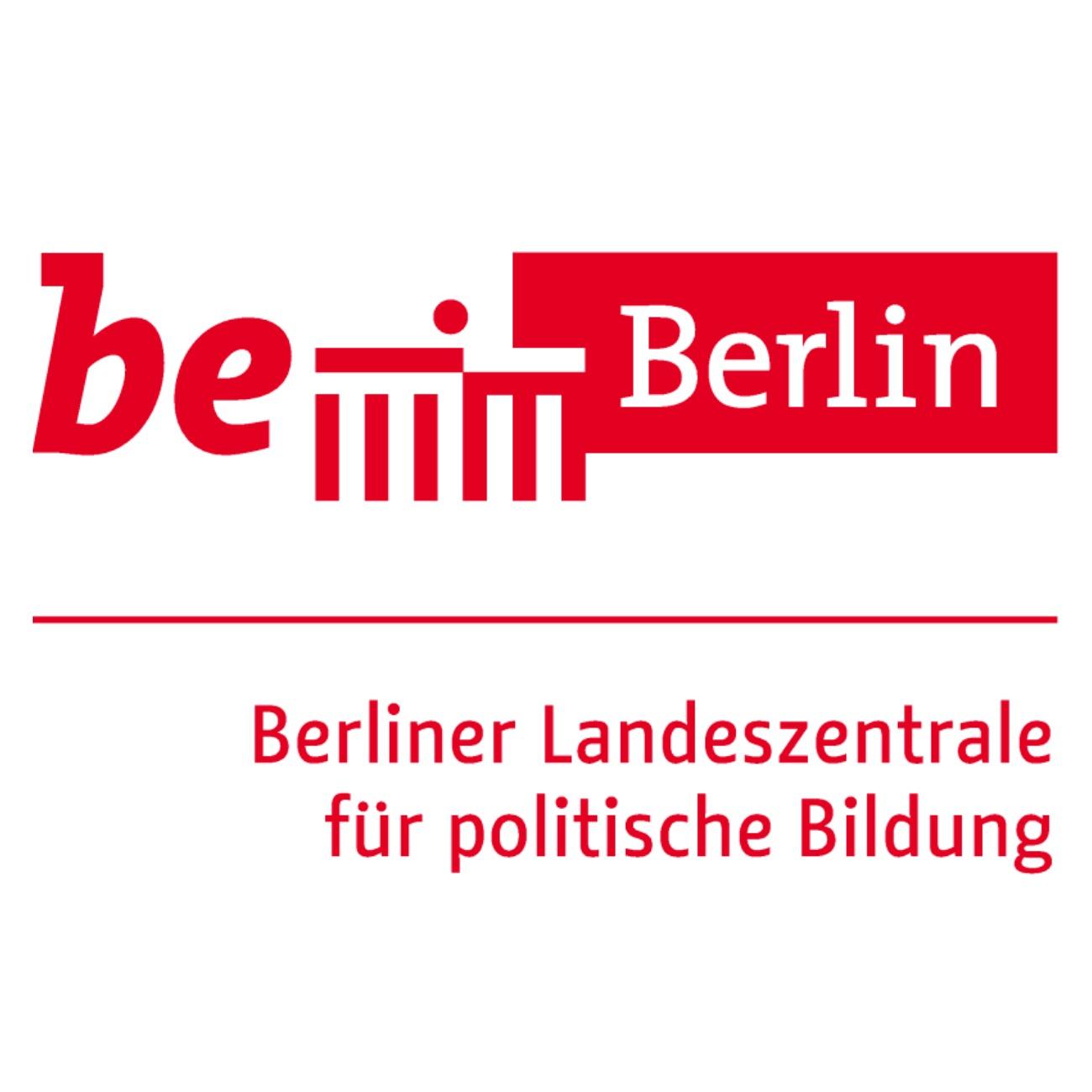 berliner landeszentrale fur politische bildung logo