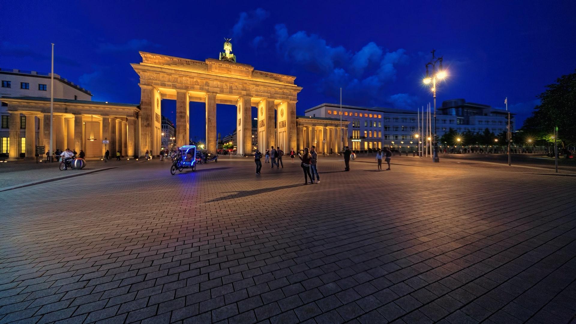 brandenburgh gate germany 1114892