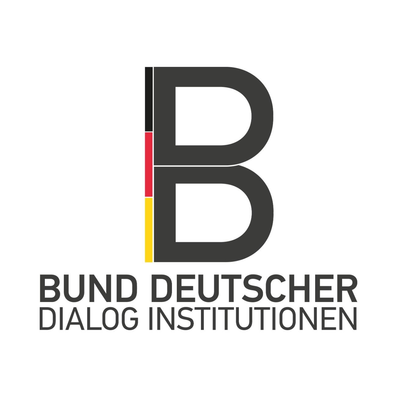 bund deutscher dialog institutionen logo