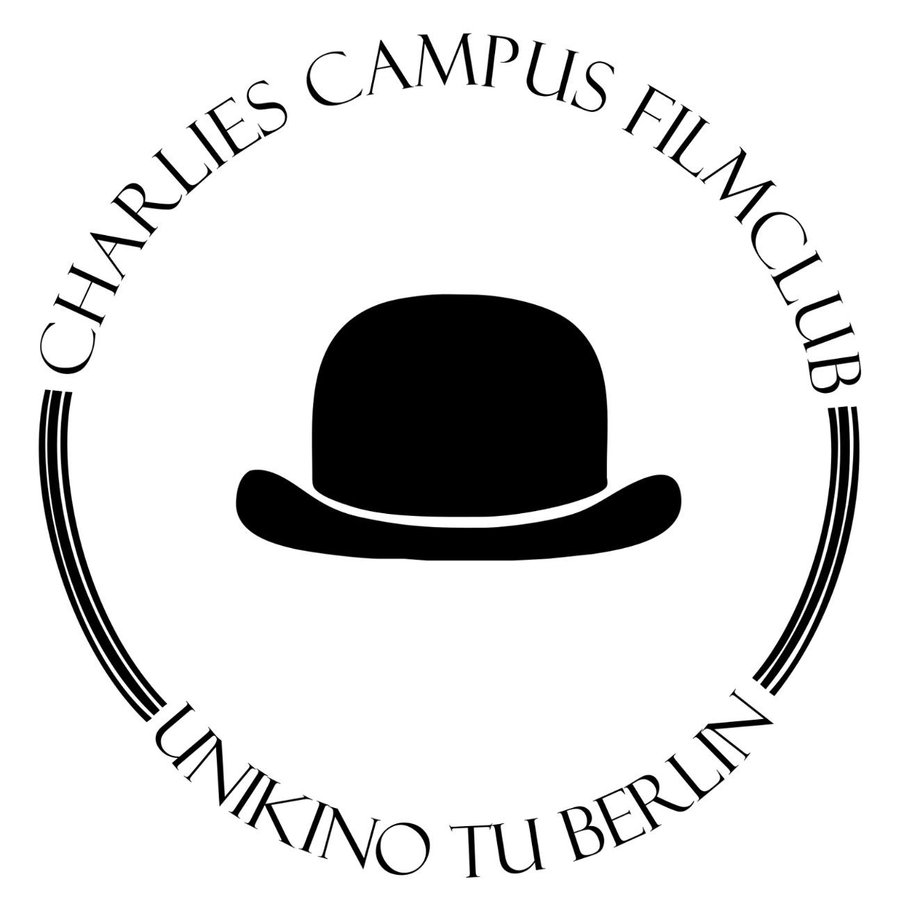 charlies campus filmclub unikino berlin logo