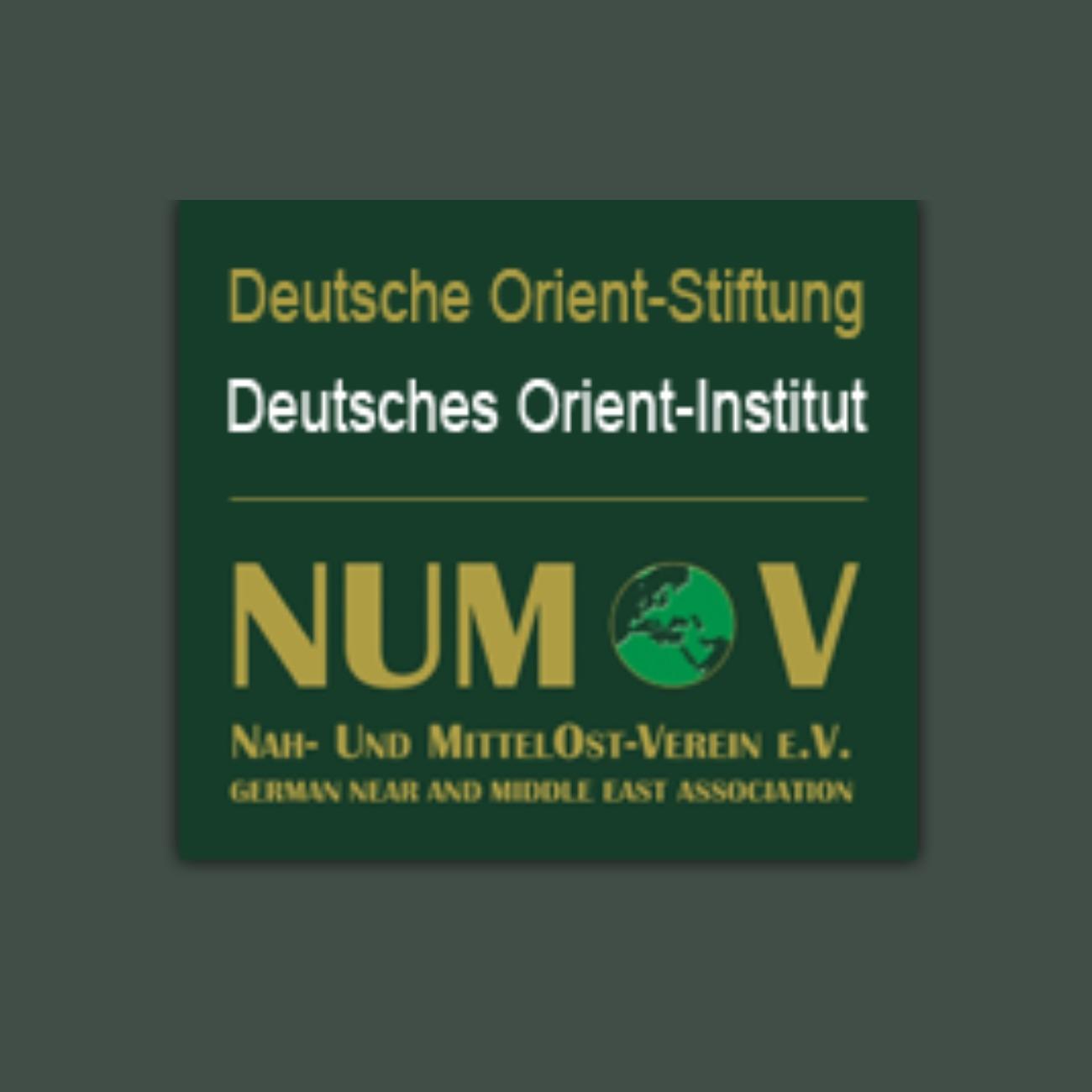 deutsches orient institut logo