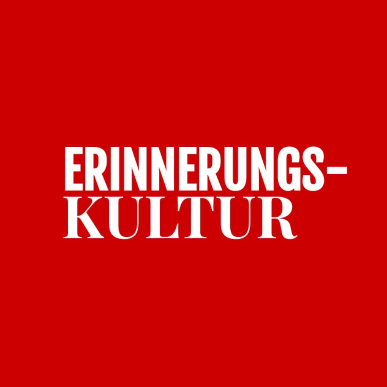 Erinnerungskultur Logo