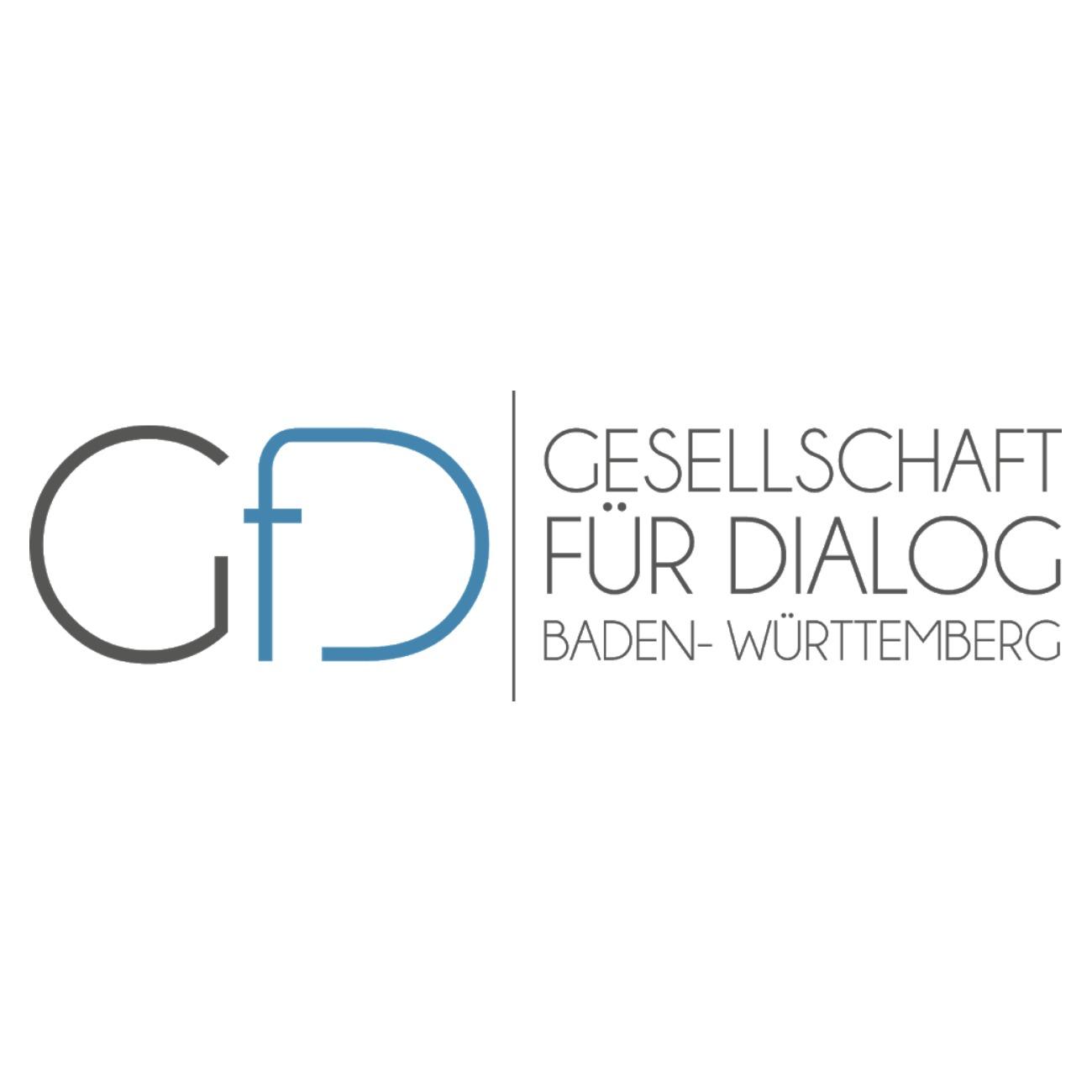 gesellschaft fur dialog baden wuertemberg logo