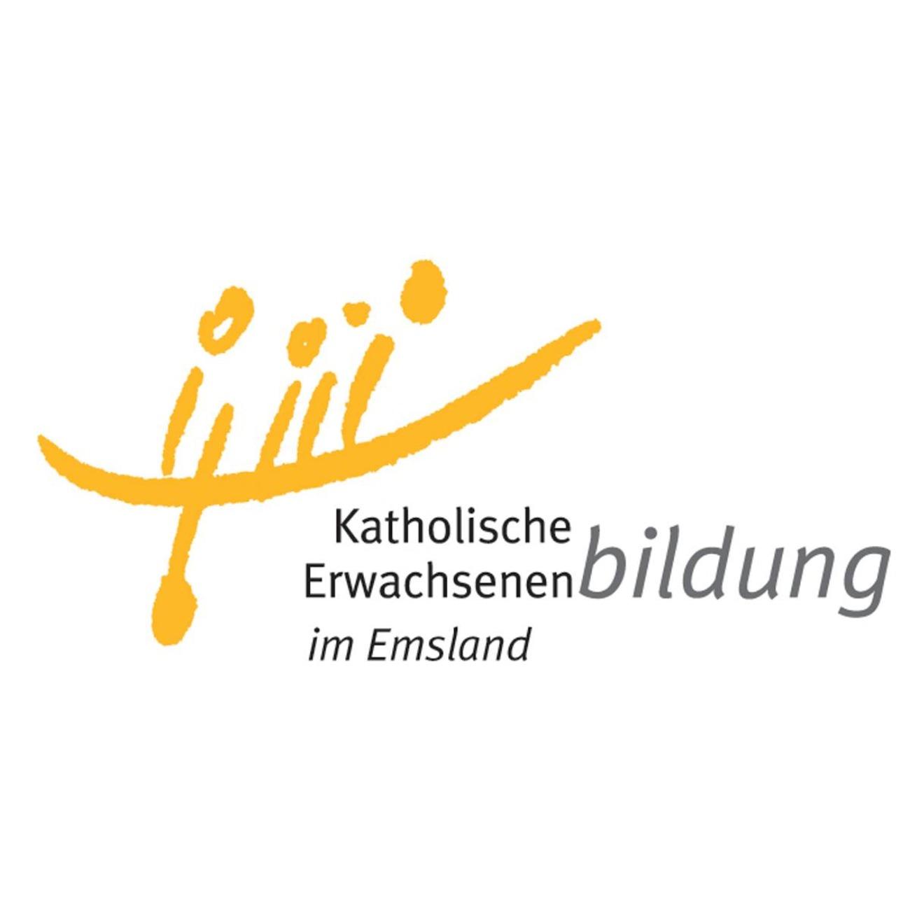 katholische erwachsenen bildung in emsland logo