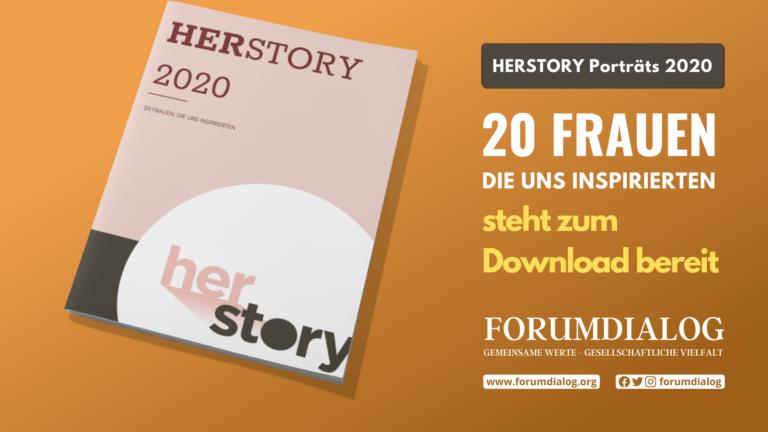 HERSTORY Porträts 2020