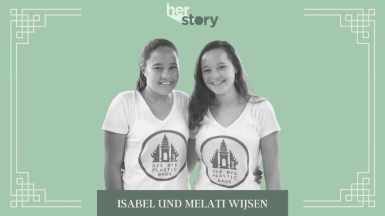 Isabel und Melatie Wijsen